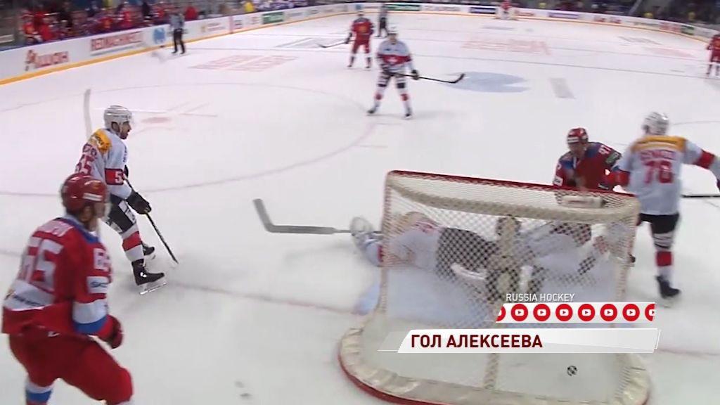 Форвард «Локомотива» отличился за сборную в рамках Еврочелленджа