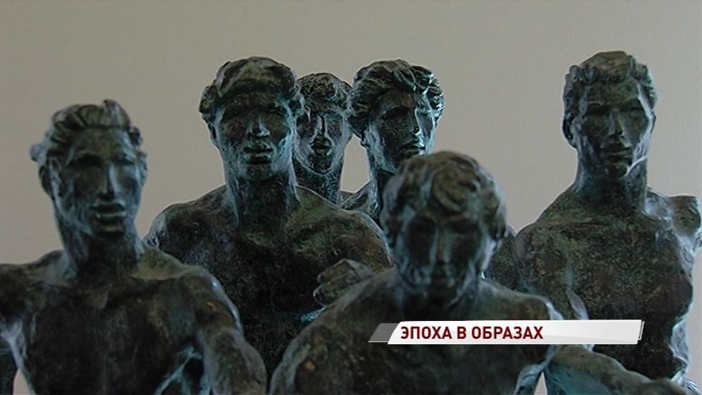 В музее современного искусства открылась выставка Михаила Переяславца