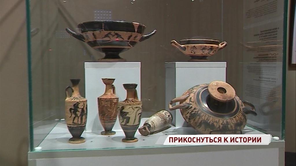 В Музее зарубежного искусства начинается цикл лекций «Неизвестная античность»