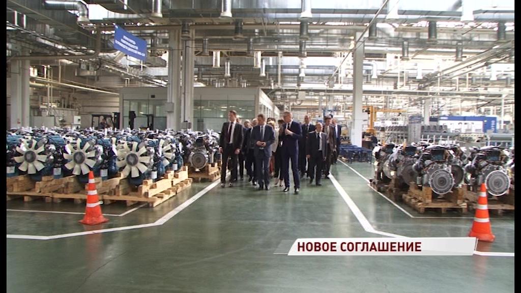 Товарооборот региона с Беларусью составил почти 300 миллионов долларов