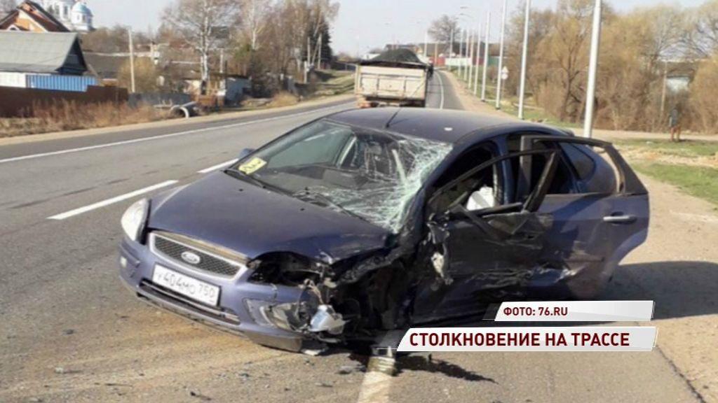 Тройное ДТП под Переславлем: есть жертвы