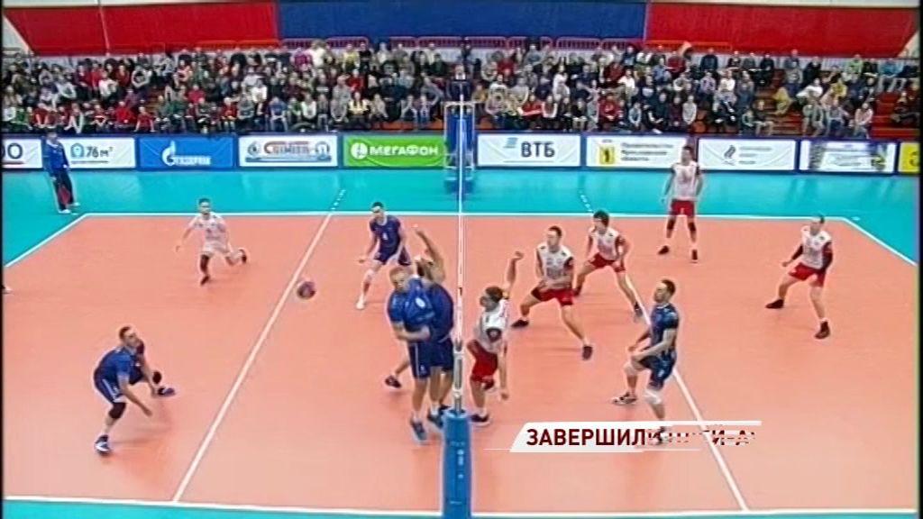 «Ярославич» бесславно завершил сезон и покинул Суперлигу