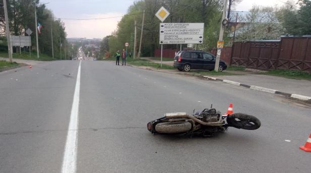 В Переславле насмерть разбился мотоциклист