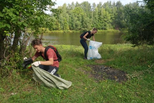 Всероссийская акция «Вода России» в регионе начнется с уборки берегов Рыбинского водохранилища в Высоковском бору