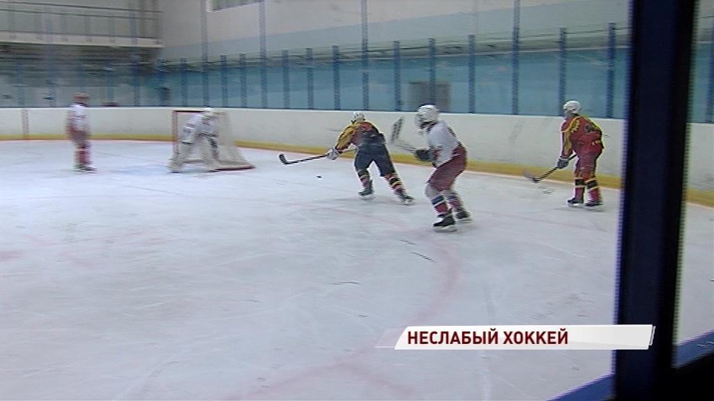 В областном центре завершился розыгрыш «Кубка Ярослава Мудрого»
