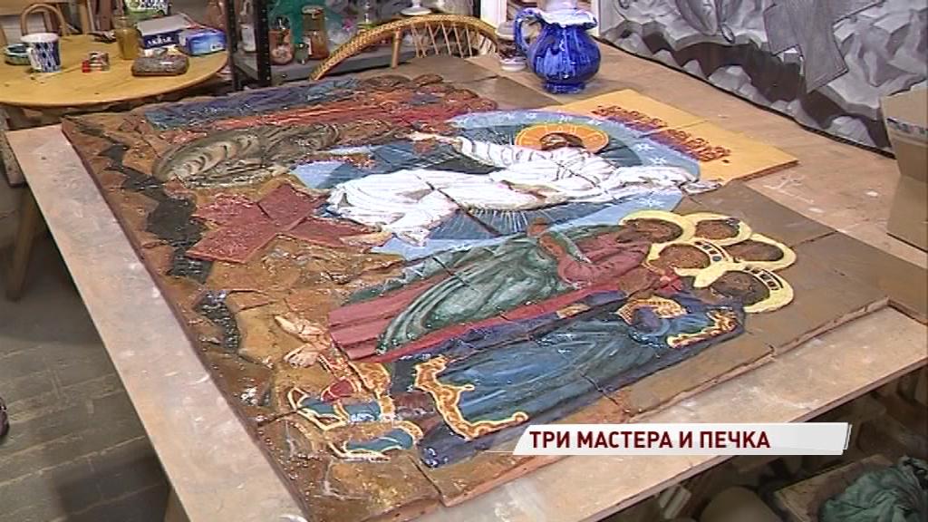 Возрождение народных промыслов: как работают художники-керамисты