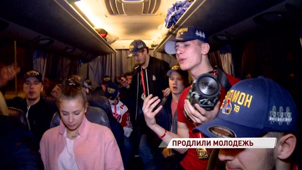 «Локомотив» продлил контракты сразу с семью молодыми игроками