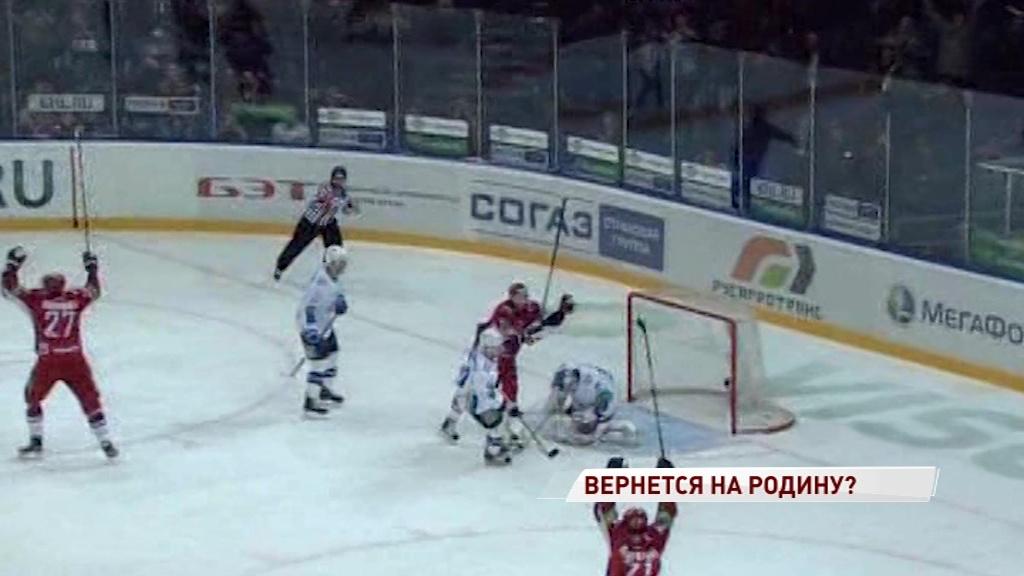 Защитник «Виннипега» может перейти в «Локомотив»