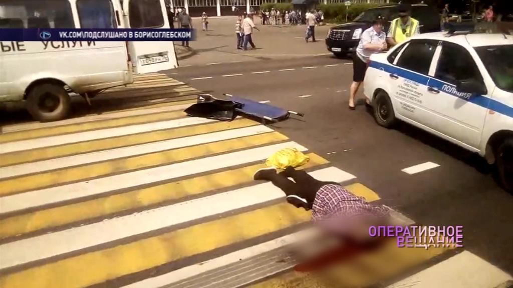 В Ростове грузовик переехал пожилого мужчину
