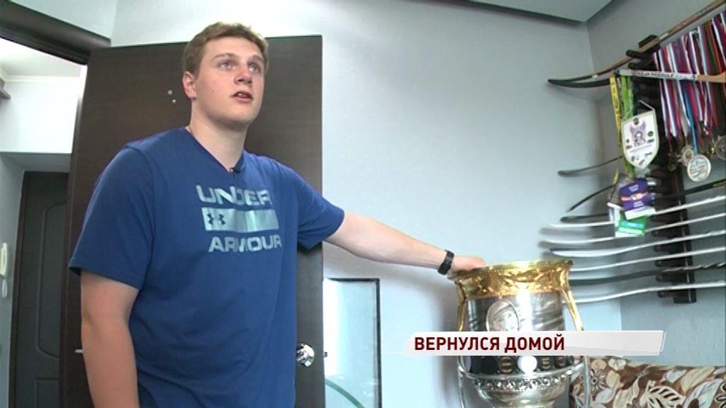 «Локомотив» вернул защитника из «Ак Барса»