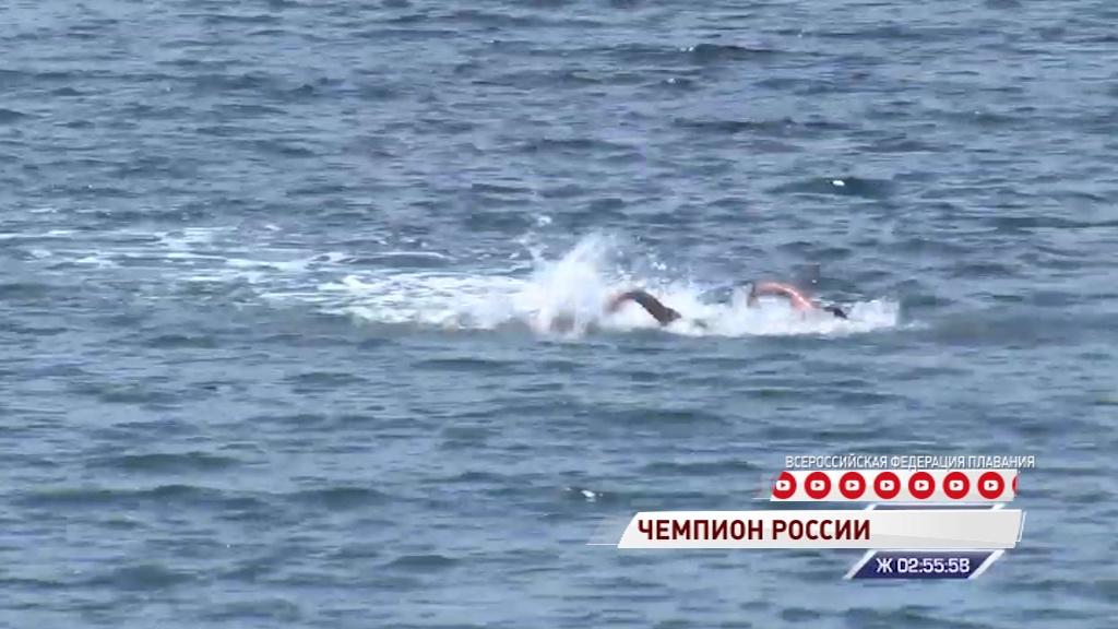 Ярославец выиграл «золото» на чемпионате России по плаванию на открытой воде