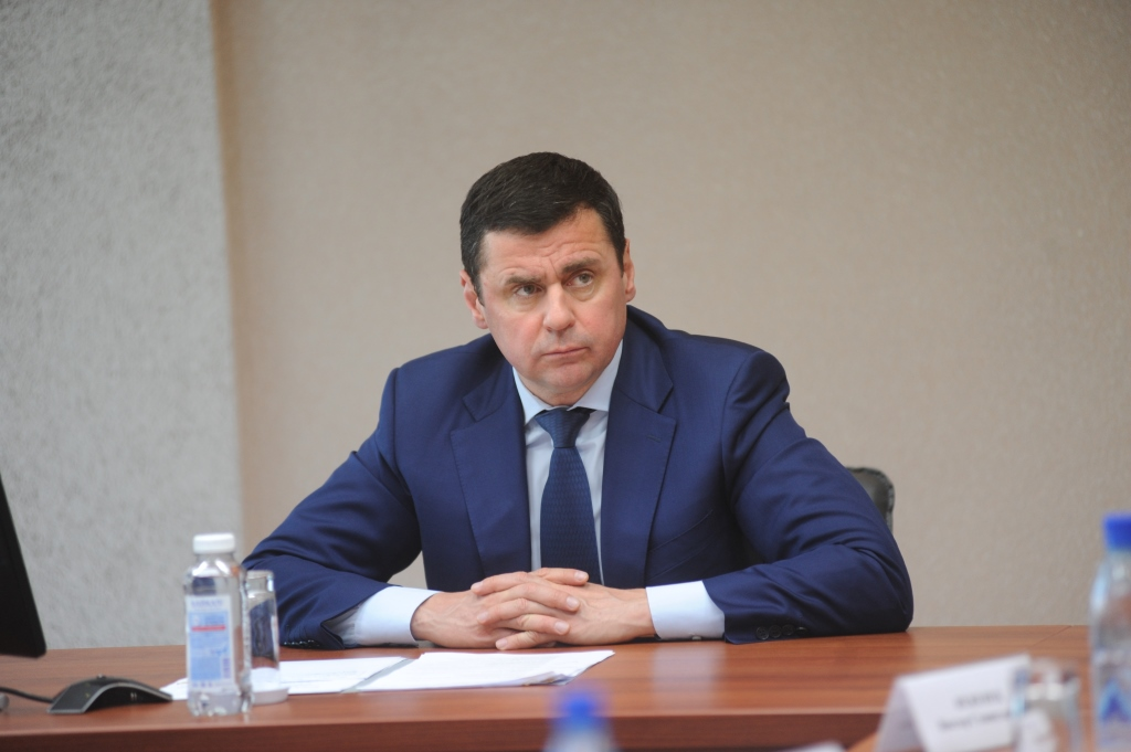 Дмитрий Миронов рассказал о проектах, которые реализует в рамках программы