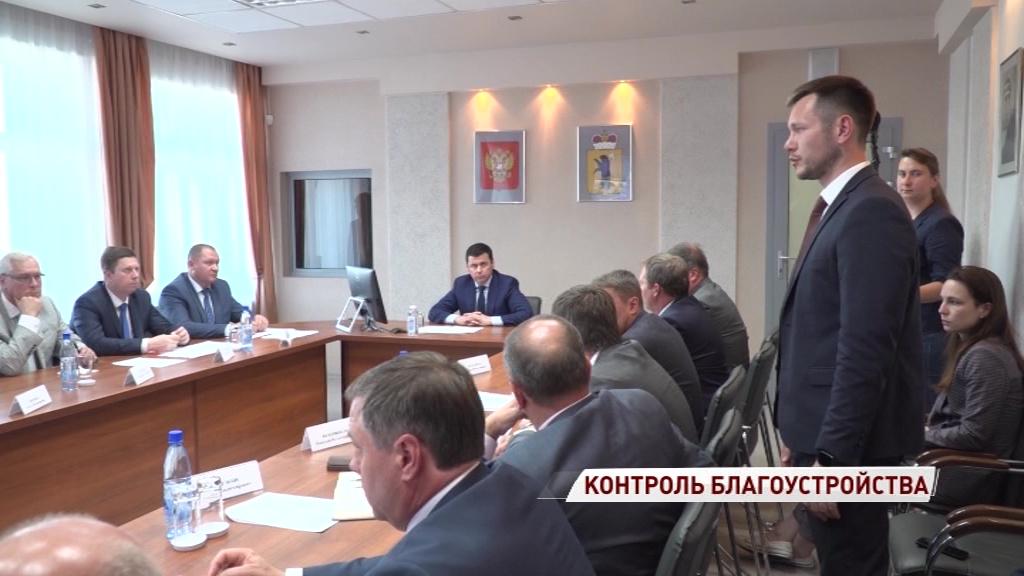 Дмитрий Миронов поручил районным властям оперативно заключить по проекту «Решаем вместе!»