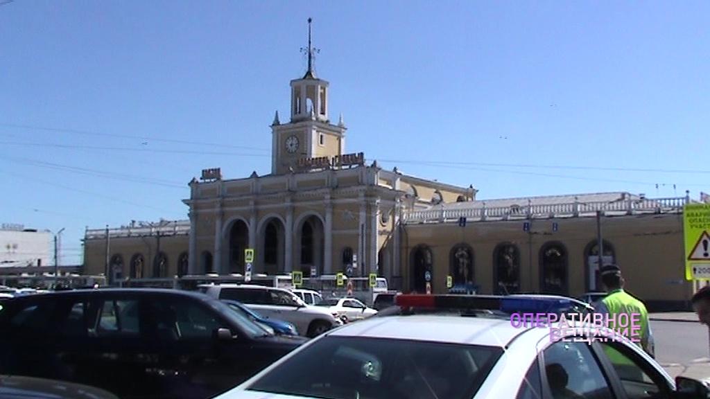 У Ярославля-Главного работают трезвые таксисты