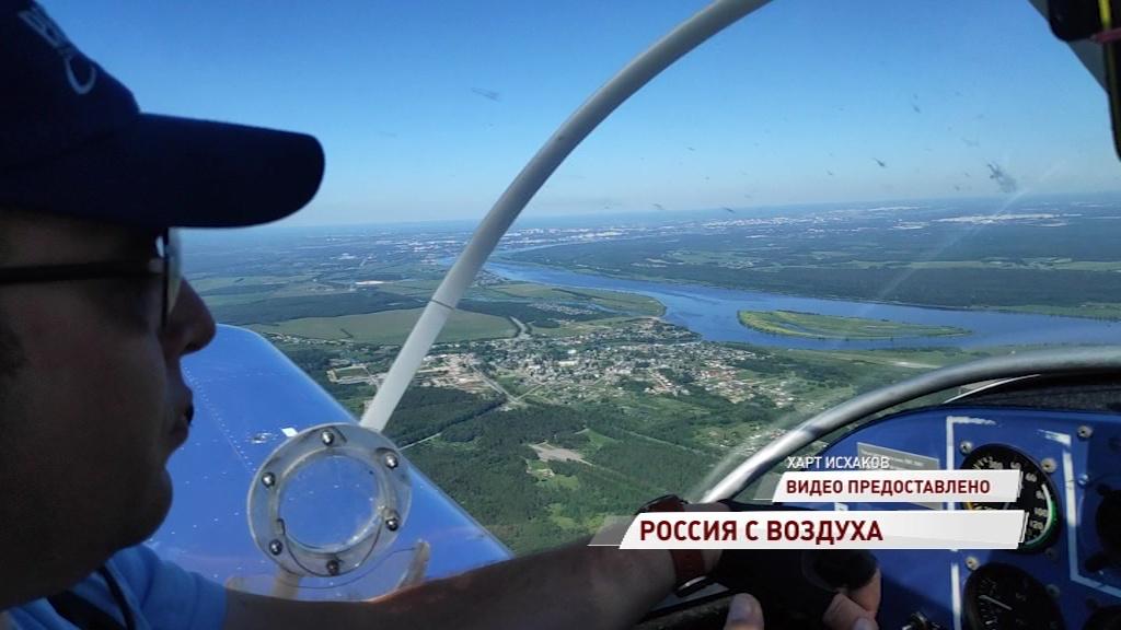 Красота России с камеры мобильного: в Ярославль прилетели участники видеопроекта «Матур-2»