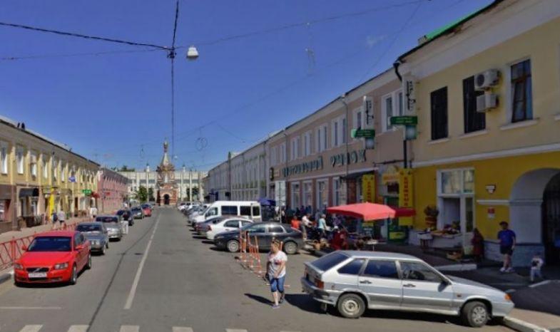 Ярославского арендатора оштрафовали на 100 тысяч рублей за перекраску фасада