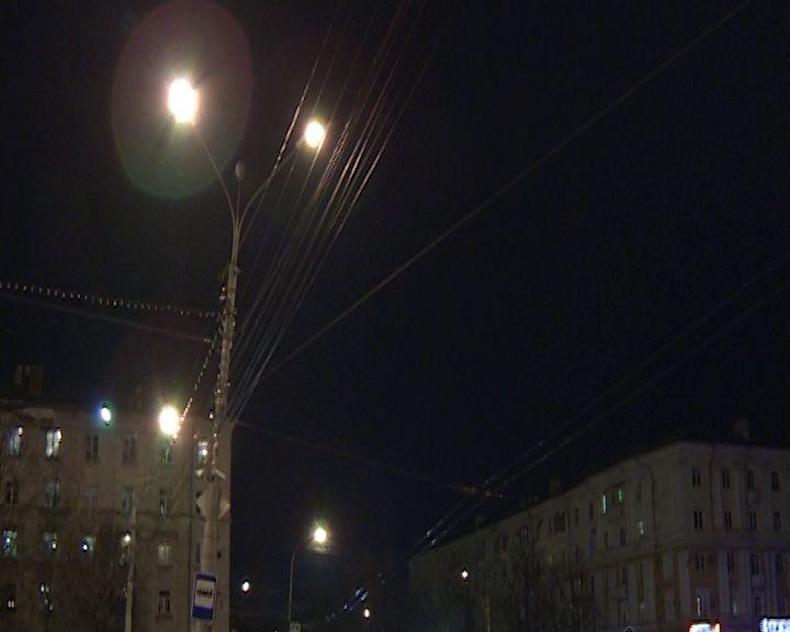 В Ярославле решат проблему с неработающими фонарями