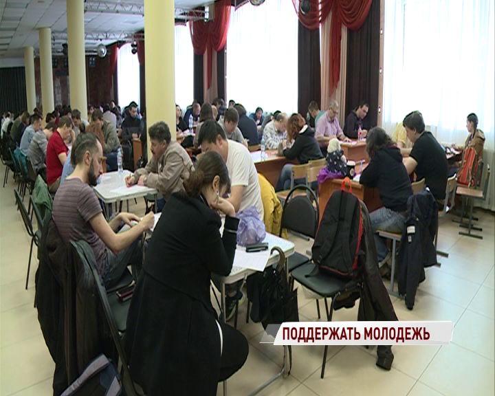 В рамкам ПМЭФ члены госсовета обсудили проблемы молодежной политики