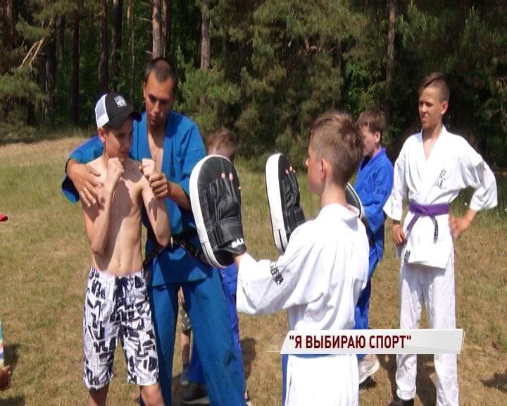 В Ярославской области стартовал спортивный фестиваль