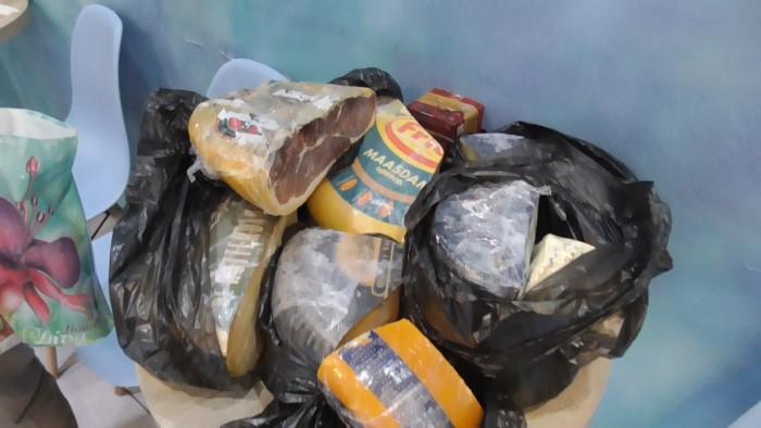 В Ярославле сожгли 26 кило санкционного сыра и хамона