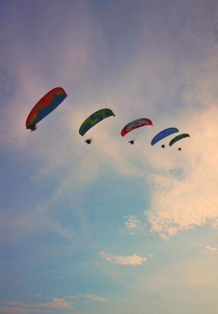 «Рыбинское небо»: на аэродроме Южный прошел первый авиафестиваль