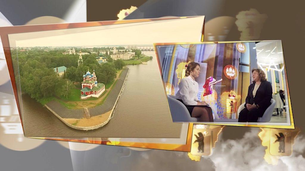 ПМЭФ 2019. Елена Докукина: Развитие экотуризма в Ярославской области