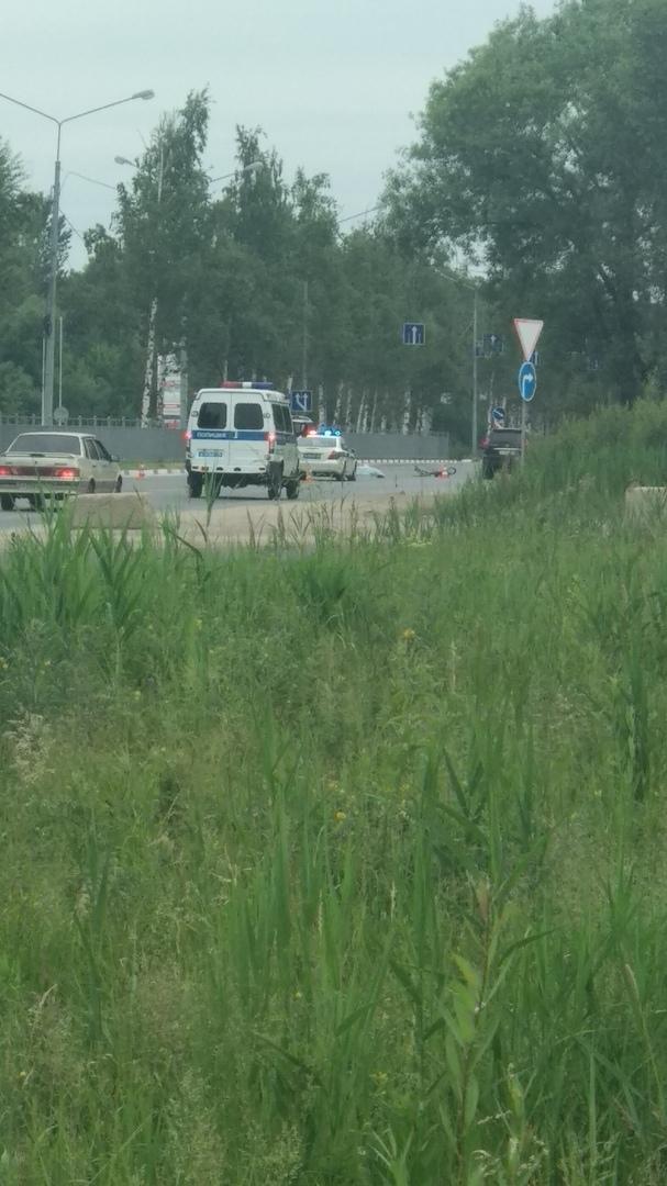 На проспекте Фрунзе «ВАЗ» насмерть сбил велосипедиста