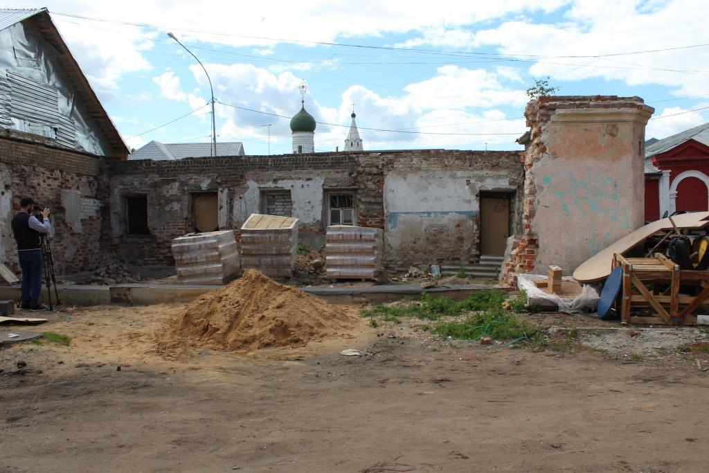 Сумма штрафов за ненадлежащее содержание зданий культурного наследия превысила 1,6 миллиона