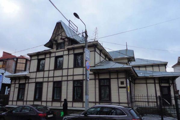 Флигель усадьбы Бибикова в Ярославле признан памятником регионального значения