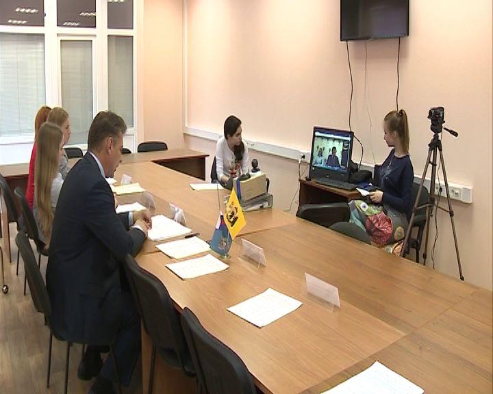 Ярославцы задали вопросы антимонопольной службе онлайн