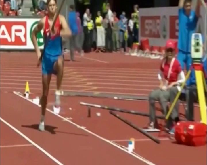 Ярославские прыгуны с шестом заняли призовые места на Кубке Подмосковья