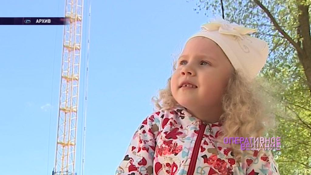 Срочный сбор средств: маленькая ярославна нуждается в операции на головной мозг