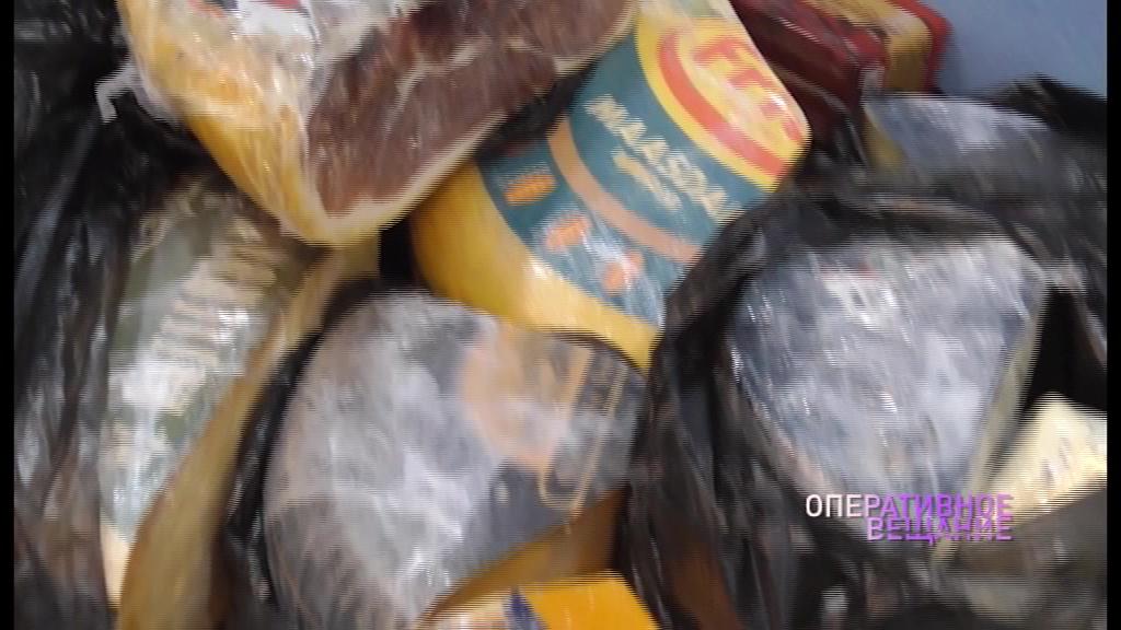 В Ярославле изъяли 30 килограммов санкционного сыра и хамона