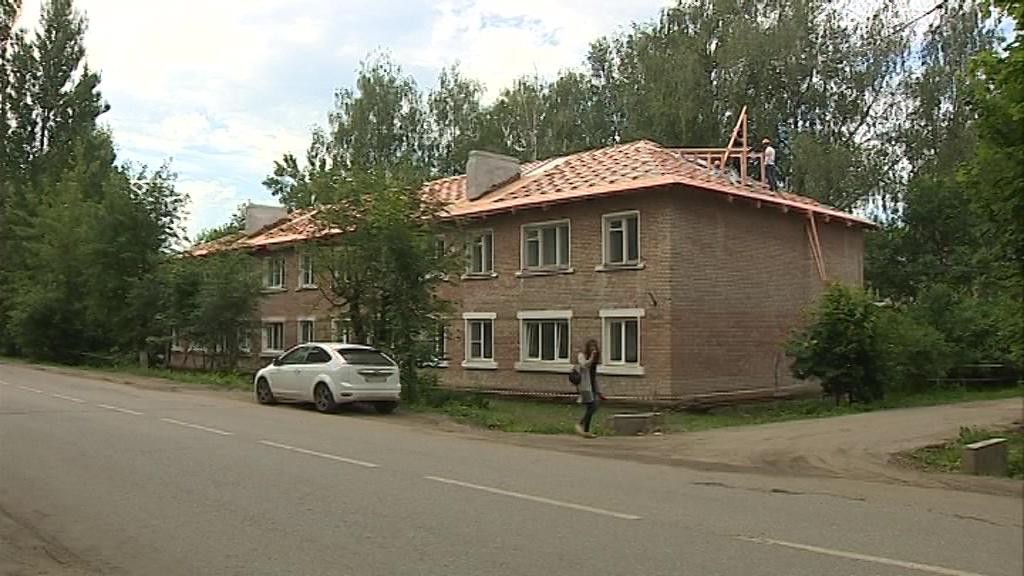 В Гаврилов-Яме стартовал капремонт многоквартирных домов