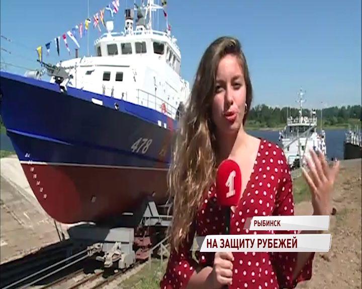 Рыбинский катер спецназначения «Грачонок» будет нести службу в Крыму