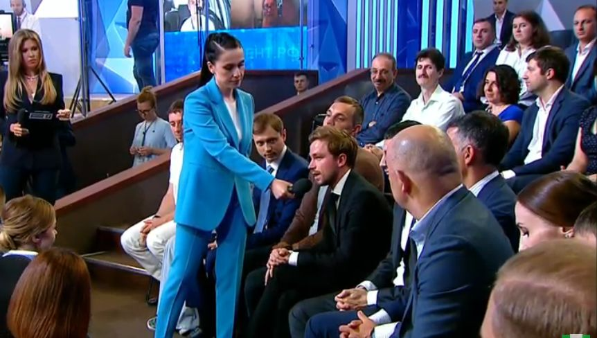 Известный актер Александр Петров хочет спросить Путина о Переславле-Залесском