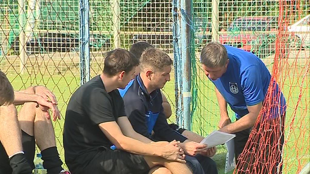 «Шинник» сыграл первый матч межсезонья с владимирским «Торпедо»