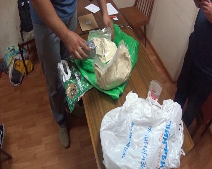 У молодого ярославца нашли четыре килограмма наркотиков