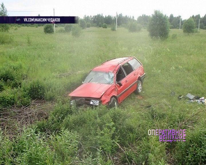 В ДТП на трассе Гаврилов-Ям – Лахость погиб мужчина