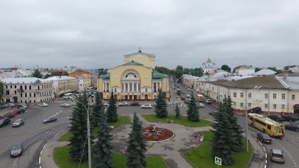 На Первомайском бульваре отпразднуют день рождения Волковского