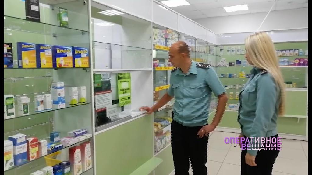 Приставы арестовали все лекарства в тутаевской аптеке