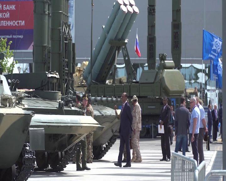 Ярославская область представит образцы военного вооружения на форуме «Армия - 2019»
