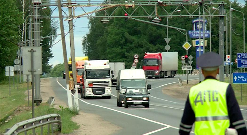 В Переславле-Залесском полицейские рассказали водителям о правилах перевозки детей