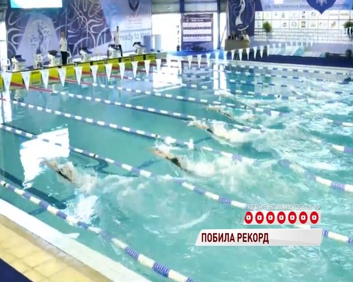 Ярославна побила рекорд мира на чемпионате Европы по плаванию в ластах