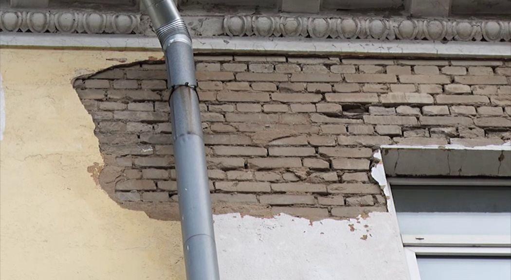 До конца лета по всей области пройдут проверки фасадов домов
