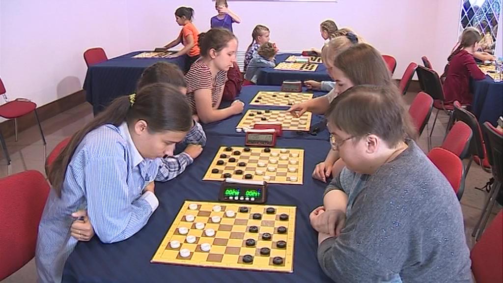 В Ярославле сегодня стартовали всероссийские соревнования по русским шашкам