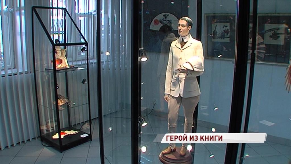 «И чтобы нравился всем женщинам России»: перед ярославской публикой предстал Эраст Фандорин