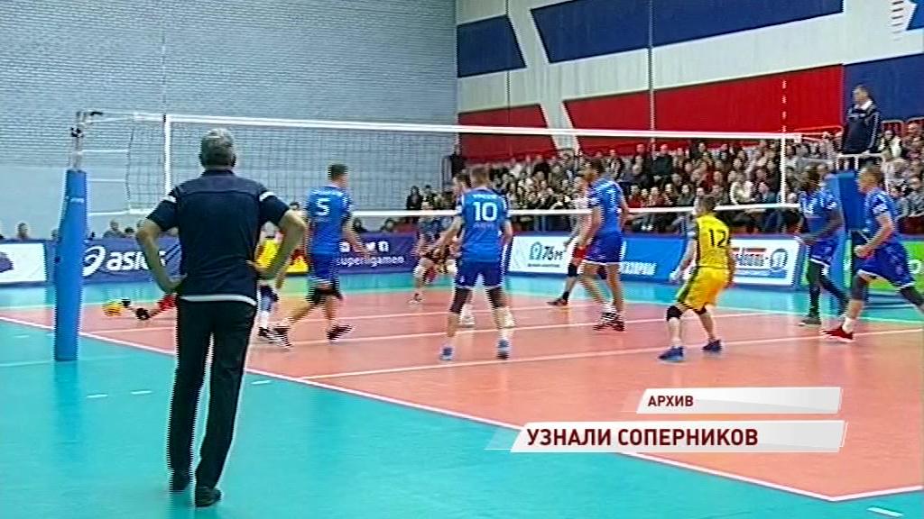 «Ярославич» узнал соперников по чемпионату Высшей Лиги «А»