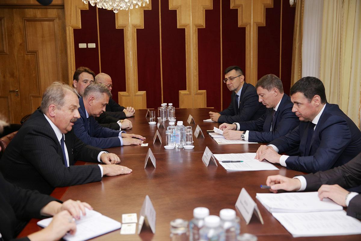 Торговые представители из шести государств посетили Ярославскую область