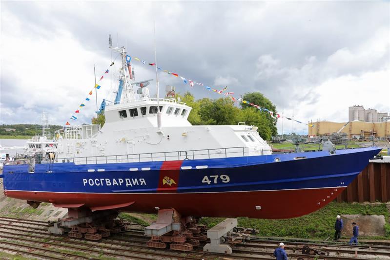 В Рыбинске в плавание отправили еще одного «Грачонка»